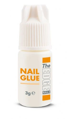 The Edge Nail Tip Adhesive Glue Resin 3g